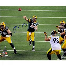 Aaron Rodgers Signed Green Bay Packers 20x24 Limited Edition Photo (Steiner COA)