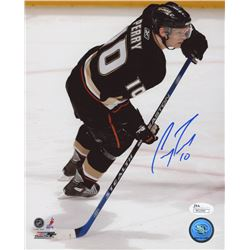 Corey Perry Signed Anaheim Ducks 8x10 Photo (JSA COA)