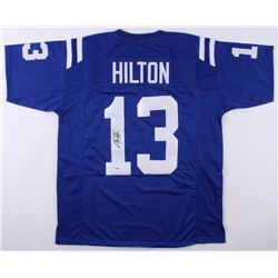 T. Y. Hilton Signed Indianapolis Colts Jersey (PSA COA)
