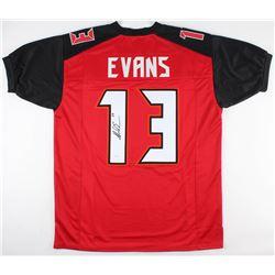 Michael Evans Signed Tampa Bay Buccaneers Jersey (JSA COA)