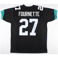 Leonard Fournette Signed Jacksonville Jaguars Jersey (JSA COA)