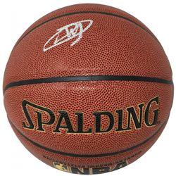 Joel Embiid Signed NBA Basketball (Fanatics Hologram)