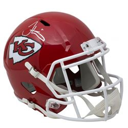 Tyreek Hill Signed Kansas City Chiefs Full-Size Speed Helmet (JSA COA)