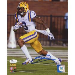 Odell Beckham Jr. Signed LSU Tigers 8x10 Photo (JSA COA)
