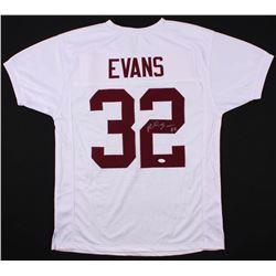 Rashaan Evans Signed Alabama Crimson Tide Jersey (JSA COA)