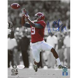 Amari Cooper Signed Alabama Crimson Tide 8x10 Photo (JSA COA)
