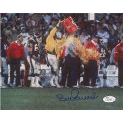 Bill Parcells Signed New York Giants 8x10 Photo (JSA COA)