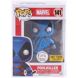 "Stan Lee Signed ""Foolkiller"" #141 Marvel Funko Pop Bobble-Head Vinyl Figure (Lee Hologram)"