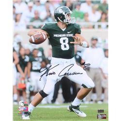 Kirk Cousins Signed Michigan State Spartans 16x20 Photo (Radtke COA)