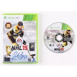 "Patrice Bergeron Signed ""NHL 15"" Xbox 360 Game (Bergeron COA)"