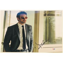 "Charlie Cox Signed ""Daredevil"" 11x14 Photo (PSA COA)"