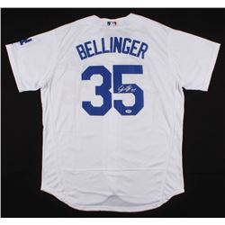 Cody Bellinger Signed Los Angeles Dodgers Majestic Jersey (PSA Hologram)