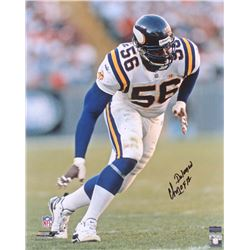 "Chris Doleman Signed Minnesota Vikings 16x20 Photo Inscribed ""HOF 12"" (Radtke COA)"