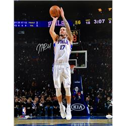 JJ Redick Signed Philadelphia 76ers 16x20 Photo (JSA COA)