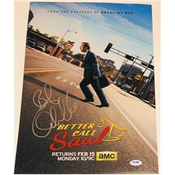 "Bob Odenkirk Signed ""Better Call Saul"" 12x18 Photo (PSA COA)"