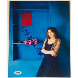 Rosanne Cash Signed 8x10 Photo (PSA COA)