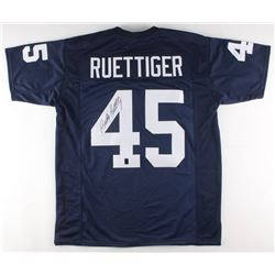 Rudy Ruettiger Signed Notre Dame Fighting Irish Jersey (Ruettiger Hologram)