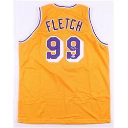 Chevy Chase Signed  Fletch  Jersey (PSA COA)