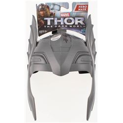 "Stan Lee Signed ""Thor"" Marvel Mask (Lee Hologram)"
