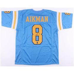 Troy Aikman Signed UCLA Bruins Jersey (Aikman Hologram)