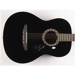 "Darius Rucker Signed 38"" Rogue Acoustic Guitar (JSA COA)"