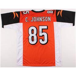 Chad Johnson Signed Cincinnati Bengals Jersey (JSA COA)