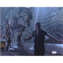 Jeff Goldblum Signed  Jurassic Park  11x14 Photo (PSA COA)