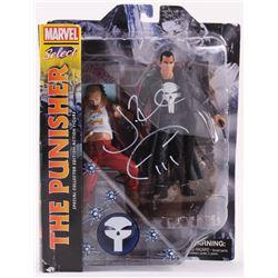 """Jon Bernthal Signed Marvel """"The Punisher"""" Action Figure (Radtke COA)"""