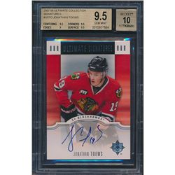 2007-08 Ultimate Collection Signatures #USTO Jonathan Toews (BGS 9.5)