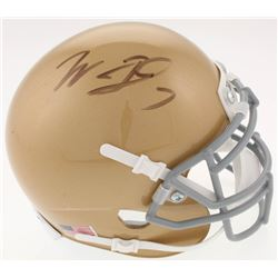 Will Fuller Signed Notre Dame Fighting Irish Mini Helmet (JSA COA)