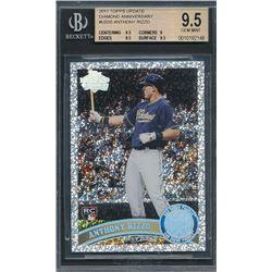 2011 Topps Update Diamond Anniversary #US55 Anthony Rizzo (BGS 9.5)