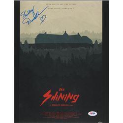 """Shelley Duvall Signed """"The Shining"""" 11x14 Photo (PSA COA)"""