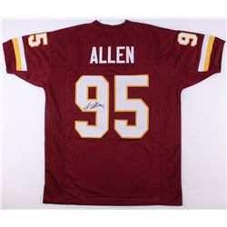 Jonathan Allen Signed Washington Redskins Jersey (SGC COA)