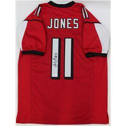 Julio Jones Signed Falcons Jersey (JSA COA)