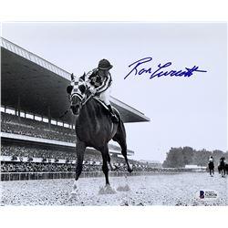 Ron Turcotte Signed 8x10 Photo (Beckett COA)