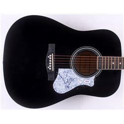 "Chris Cornell Signed Huntington 39"" Acoustic Guitar (PSA COA)"