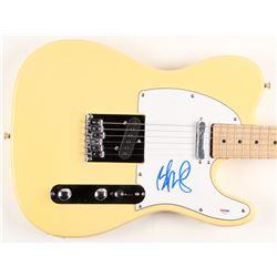 "Brad Paisley Signed Huntington 39"" Electric Guitar (PSA COA)"