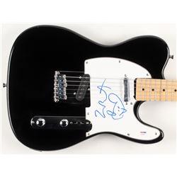 """Kanye West Signed Huntington 39"""" Electric Guitar (PSA COA)"""