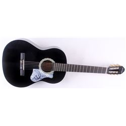 Brad Whitford Signed Full-Size Huntington Acoustic Guitar (PSA COA)