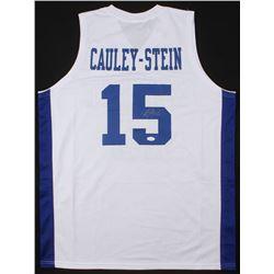 "Willie Cauley-Stein Signed Kentucky Wildcats ""Willie"" Jersey (JSA Hologram)"