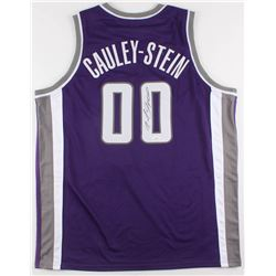 "Willie Cauley-Stein Signed Sacramento Kings ""Willie"" Jersey (JSA COA)"