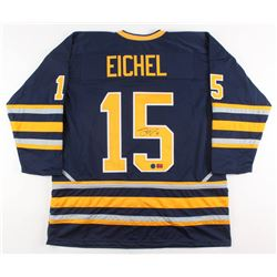 Jack Eichel Signed Buffalo Sabres Jersey (Your Sports Memorabilia Store COA  AJ Sports World Hologra