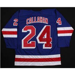 Ryan Callahan Signed New York Rangers Jersey (Your Sports Memorabilia Store COA)