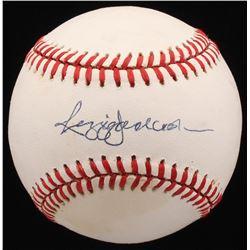 Reggie Jackson Signed OAL Baseball (JSA COA)