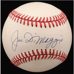 Joe DiMaggio Signed OAL Baseball (JSA Hologram)