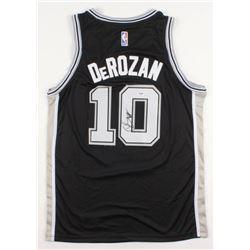 DeMar DeRozan Signed San Antonio Spurs Jersey (PSA Hologram)