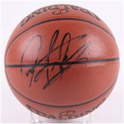 Dennis Rodman Signed NBA Basketball (JSA COA)