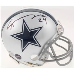 Chidobe Awuzie Signed Dallas Cowboys Mini-Helmet (Prova COA)