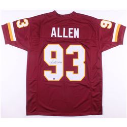 Jonathan Allen Signed Washington Redskins Jersey (Prova COA)