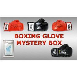 Schwartz Sports Boxing Superstar Signed Mystery Boxing Glove - Series 1 (Limited to 100)